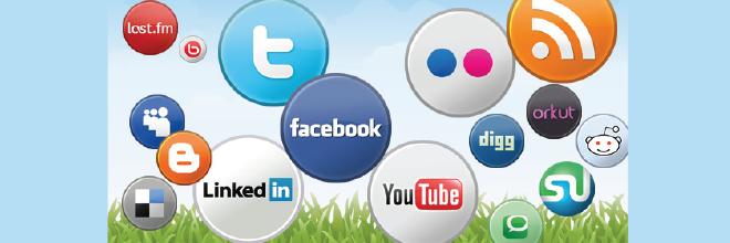 Cophel en las redes sociales