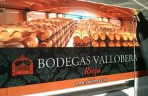 Rotulación furgoneta con vinilos impresos – Bodegas Vallovera