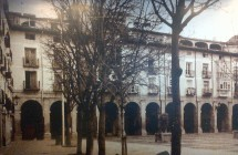 Fotomural - impresión digital - Plaza del mercado