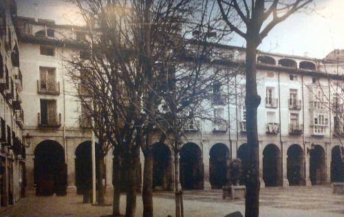 Fotomural – impresión digital – Plaza del mercado